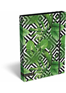 Füzetbox A/4 Cornell Green