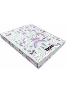 Gyűrűs könyv 2 gyűrűs Lollipop Magic