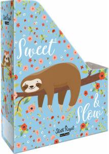 Irattartó Papucs A/4 Lollipop Sloth Royal