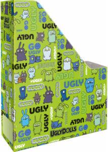 Irattartó Papucs A/4 Ugly Dolls Green