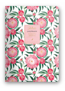 Florette Bullet Journal Dolce Blocco Lovely Blossoms