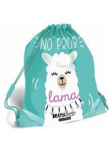Tornazsák classic Lollipop Drama Lama Green