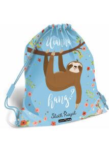 Tornazsák classic Lollipop Sloth Royal