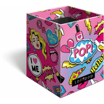 Asztali ceruzatartó Lollipop POP