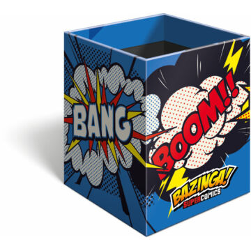 Asztali ceruzatartó SuperComics Bazinga