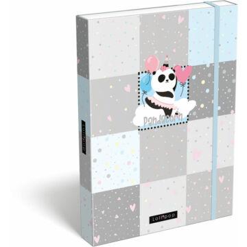 Füzetbox A/4 Lollipop Pandacorn