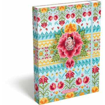 Füzetbox A/4 Frida Kahlo Cielo Azul