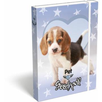 Füzetbox A/5 Pet Good Pup