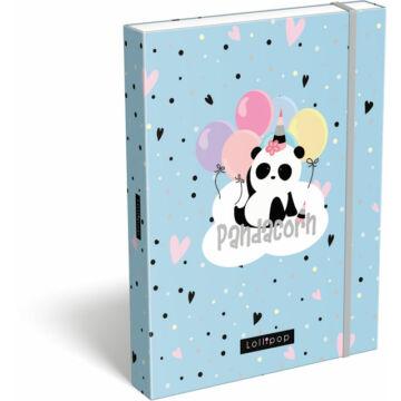 Füzetbox A/5 Lollipop Pandacorn