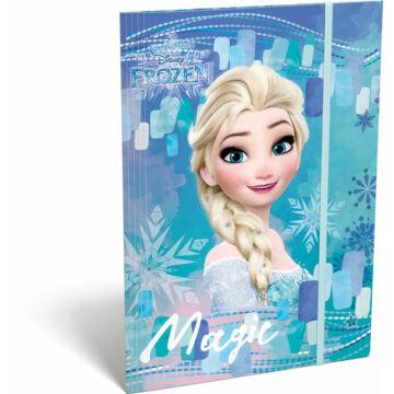 Gumis mappa A/5 Frozen Magic
