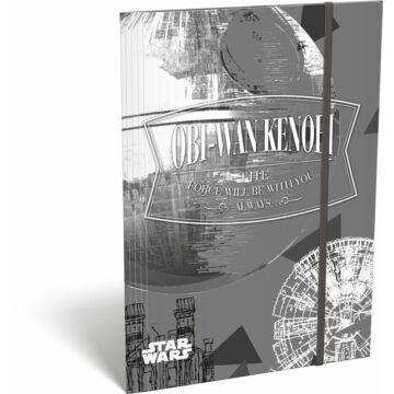 Gumis mappa A/5 Star Wars Fashion Obi-Wan