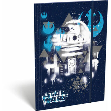 Gumis mappa A/5 Star Wars Heroes Droids