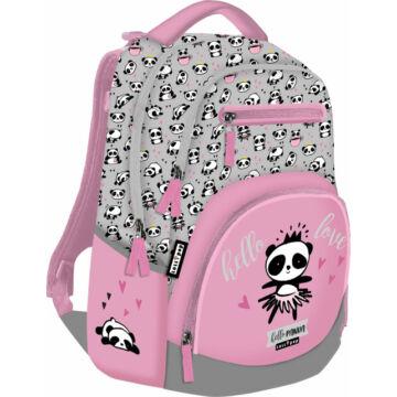 Iskolatáska Active+ Lollipop Hello Panda