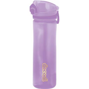 Kulacs műanyag 520ml DeCool Purple