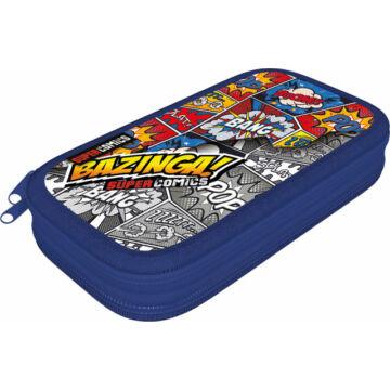 Tolltartó textil 2 emeletes Supercomics Bazinga