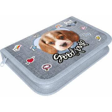 Varrott tolltartó textil Pet Good pup