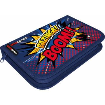 Tolltartó textil varrott Supercomics Bazinga