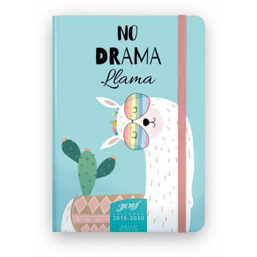 JOY Calendar B6 Llama