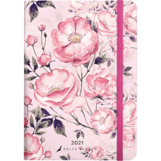 Secret Diary B6 2021 Rosa Rosato
