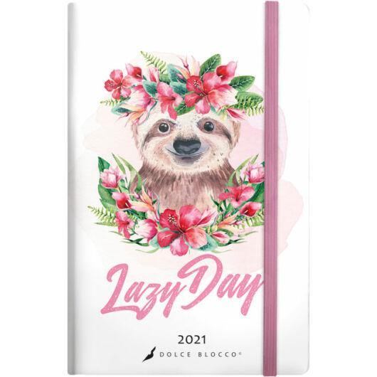 Secret Planner 2021 Lazy Day