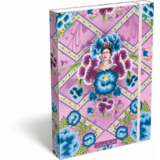 Füzetbox A/4 Frida Kahlo Púrpura
