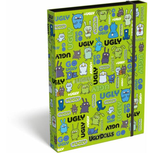 Füzetbox A/4 Ugly Dolls Green