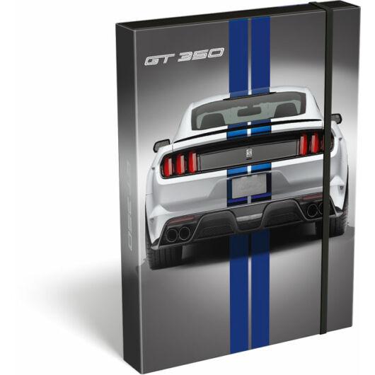 Füzetbox A/5 Ford Mustang