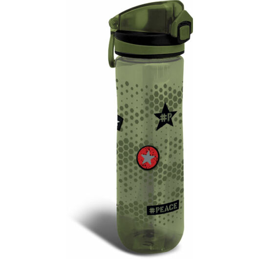 Kulacs 600ml #peace Pixel