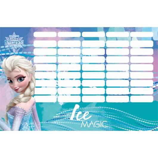 Órarend Frozen Magic