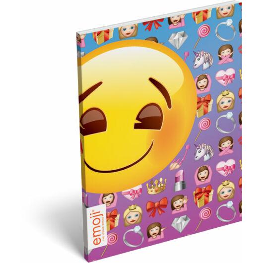 Papírfedeles notesz A6 Emoji Girls