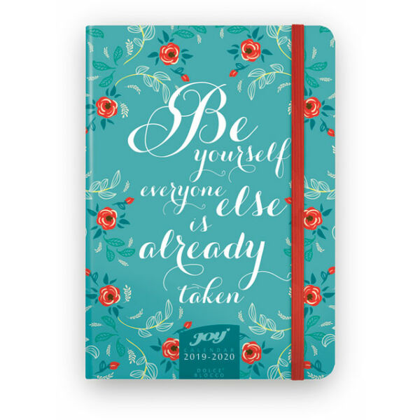 JOY Calendar B6 Be Yourself!
