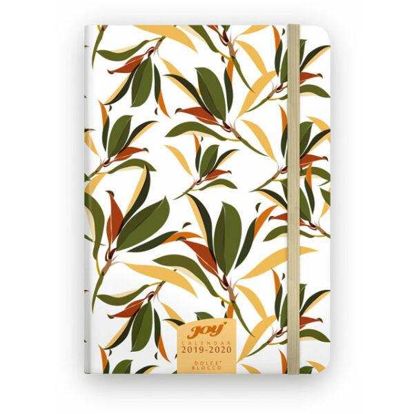 JOY Calendar B6 Olive