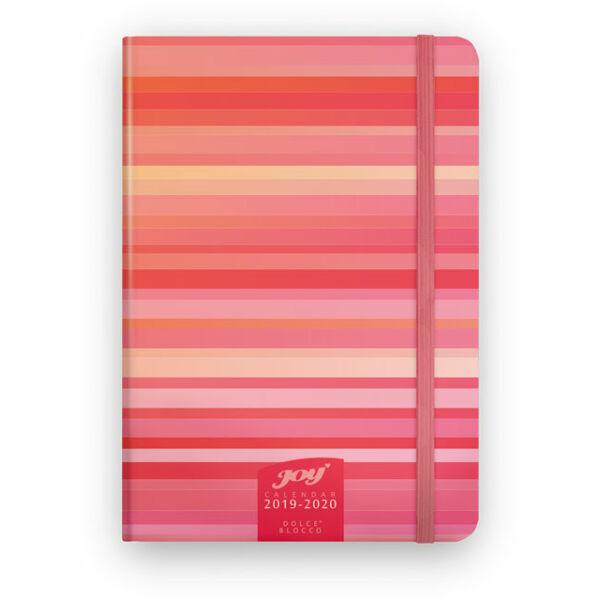 JOY Calendar B6 Stripes