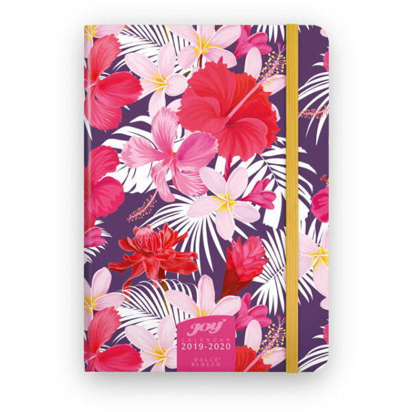 JOY Calendar B6 Tropical