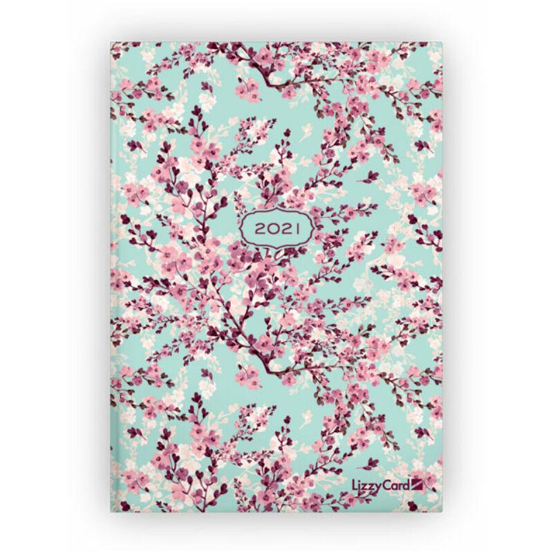 Napi tervező B6 2021 Cherry Blossoms