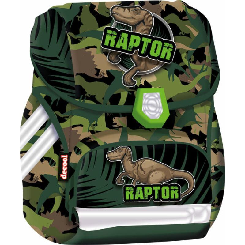 """Iskolatáska """"compact"""" Raptor"""
