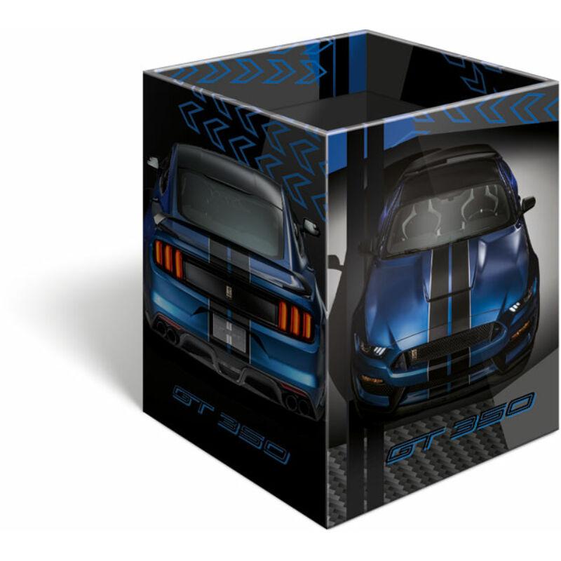 Asztali ceruzatartó Ford Mustang Blue
