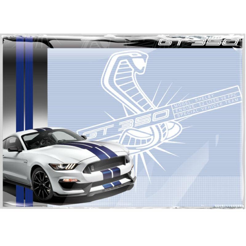 Asztali könyöklő Ford Mustang