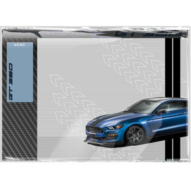 Asztali könyöklő Ford Mustang Blue