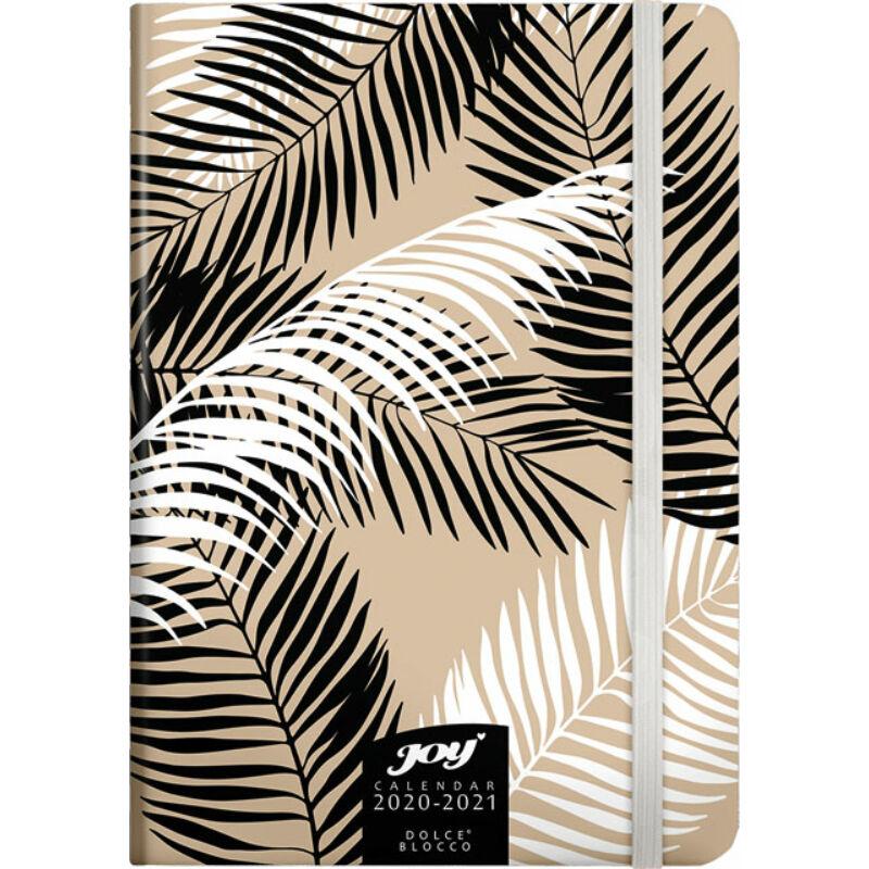 JOY Calendar 16 havi heti tervező Palms