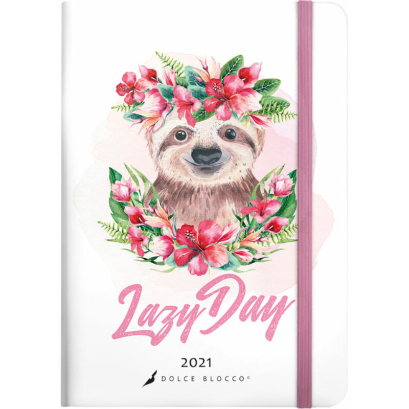 Secret Diary B6 2021 Lazy Day