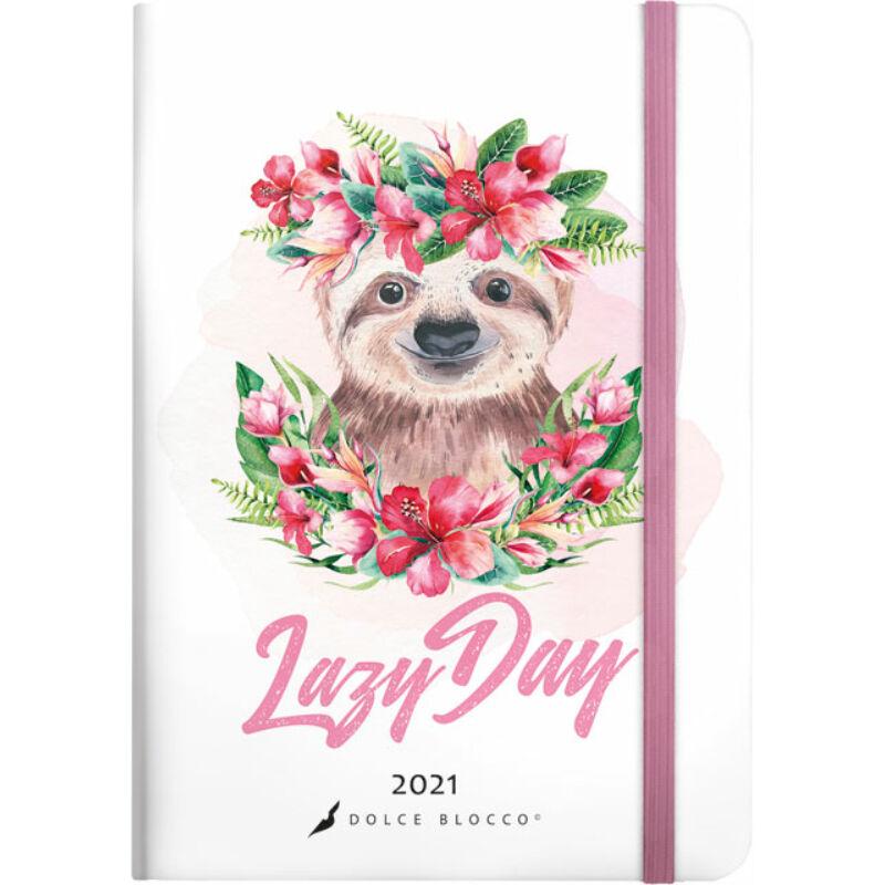 Secret Diary B6 2021 Lazy Day