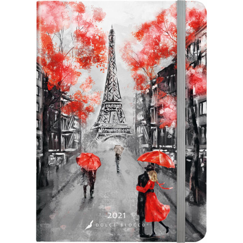 Secret Diary B6 2021 Paris