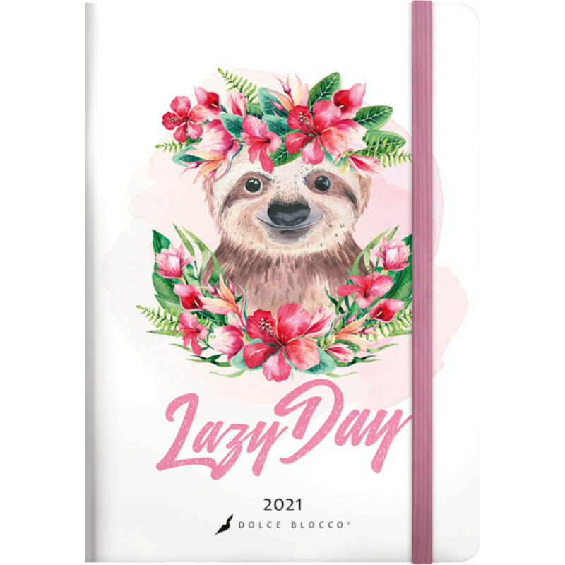 Secret Family Planner 2021 Lazy Day