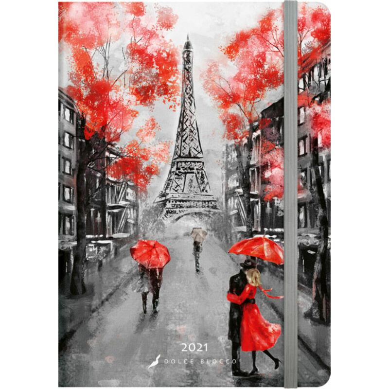 Secret Family Planner 2021 Paris