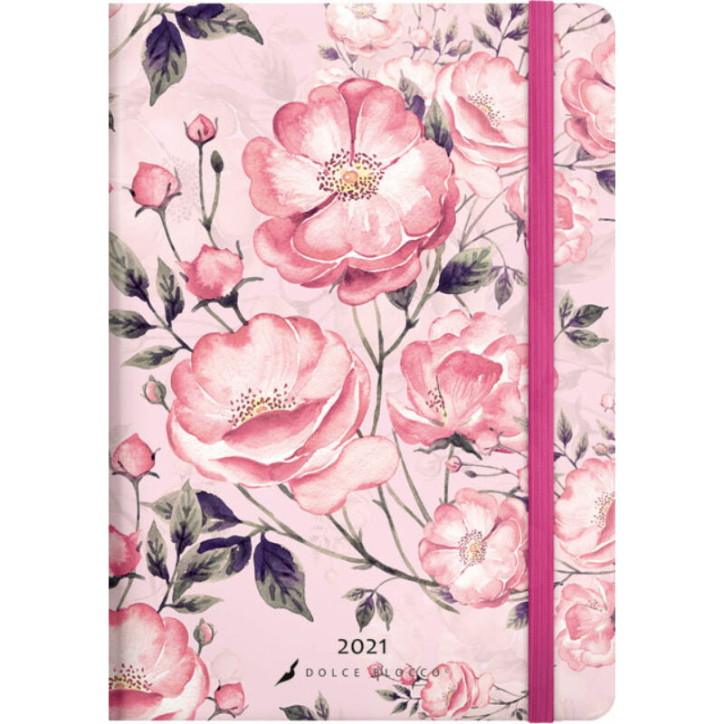 Secret Family Planner 2021 Rosa Rosato
