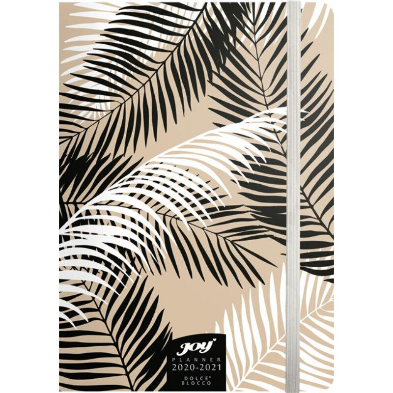 JOY Planner 16 havi heti tervező Palms