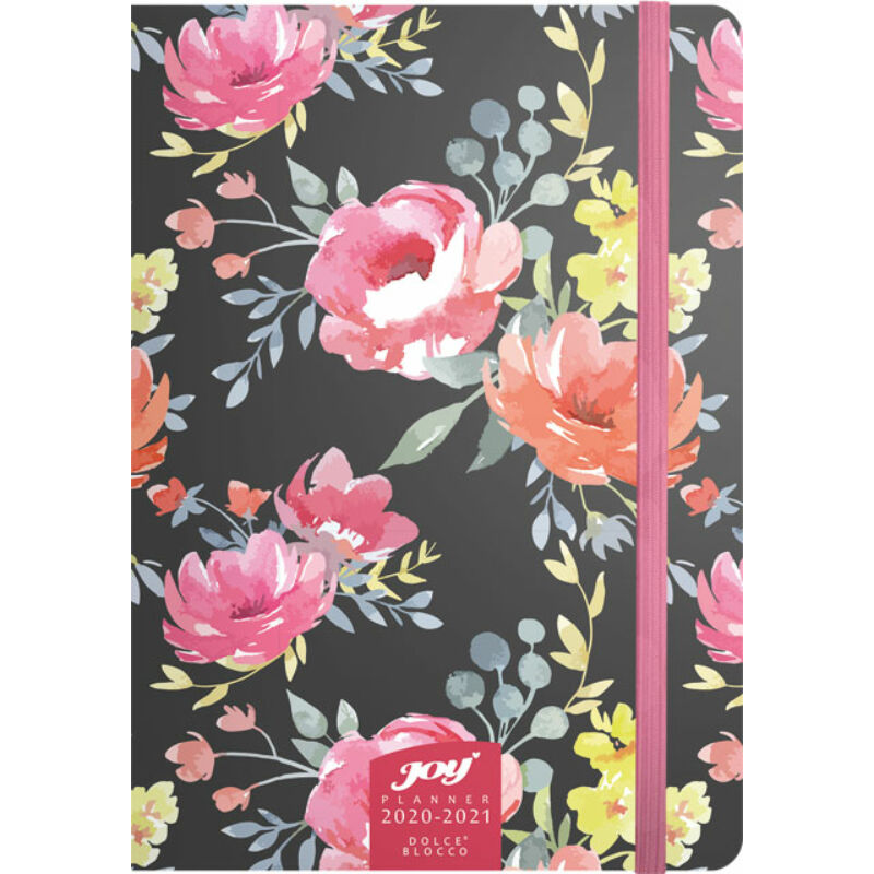 JOY Planner 16 havi heti tervező Roses