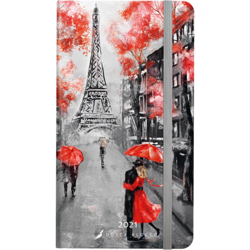 Secret Pocket Planner 2021 Paris