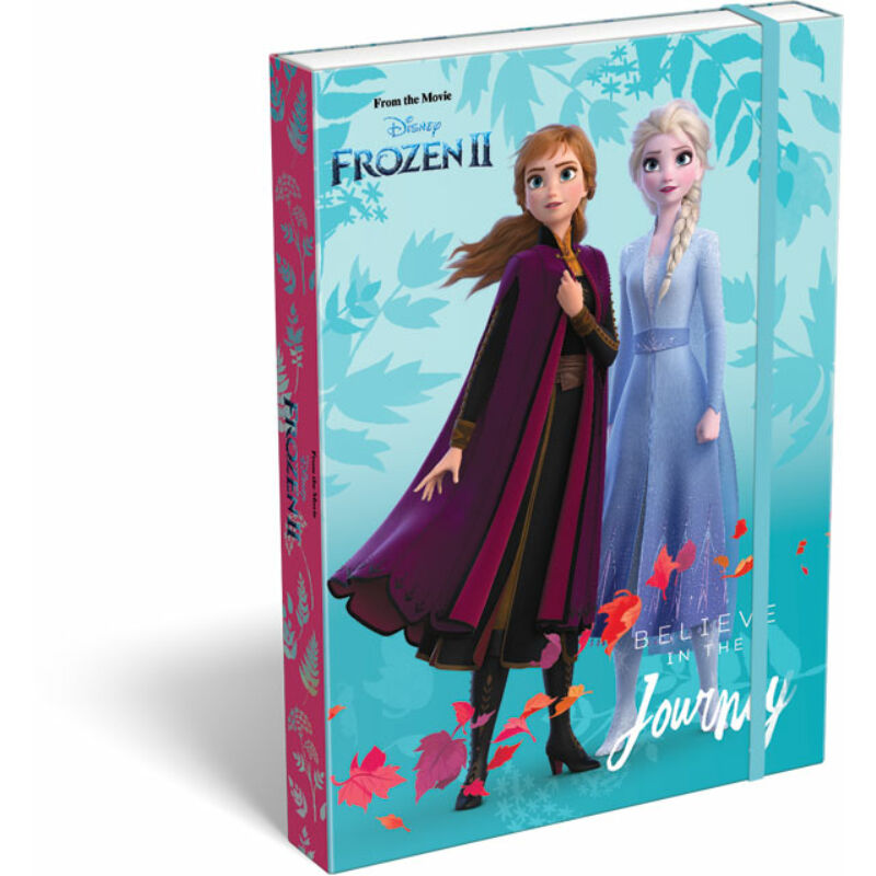 Füzetbox A/4 Frozen 2 Believe